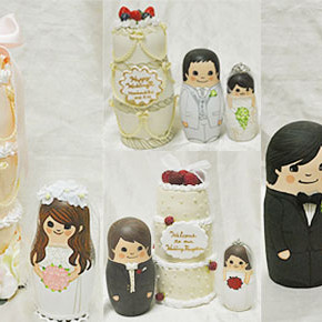 Wedding Matryoshka
